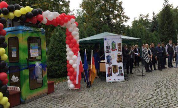 BiblioboXX Oder-Partnerschaft Breslau